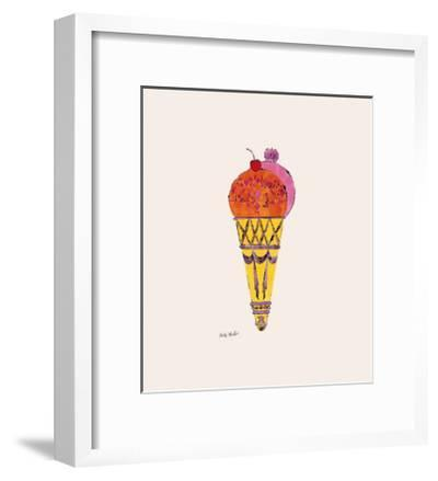 Ice Cream Dessert, c.1959 (Red and Pink)-Andy Warhol-Framed Giclee Print