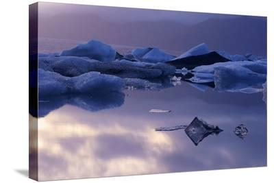 Ice Dream-Alexey Kharitonov-Stretched Canvas Print