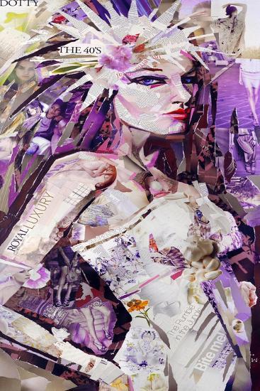 Ice Flower-James Grey-Art Print
