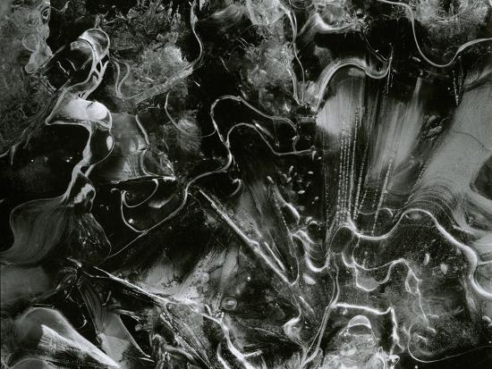 Ice Formation, c. 1960-Brett Weston-Photographic Print