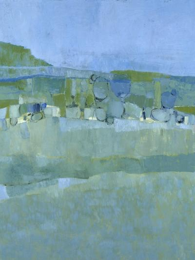 Ice House Pond-Jenny Nelson-Premium Giclee Print