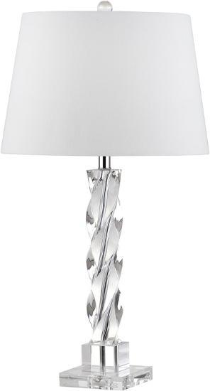 Ice Palace Crystal Table Lamp--Home Accessories