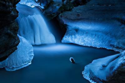 Ice Sculptures-Michel Manzoni-Photographic Print