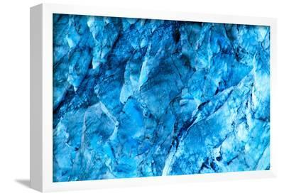 Ice Slice-Howard Ruby-Framed Photographic Print