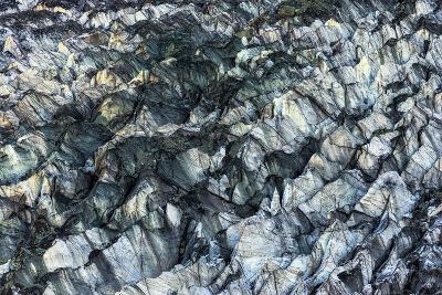 Ice Texture in Hopper Glacier- Kowit.Lee-Photographic Print