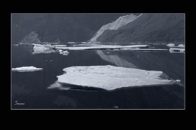 Iceberg 1-Gordon Semmens-Giclee Print