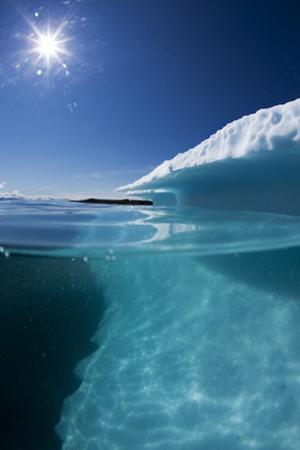 Iceberg in Disko Bay