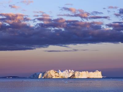 Iceberg on Disko Bay-Frank Krahmer-Photographic Print