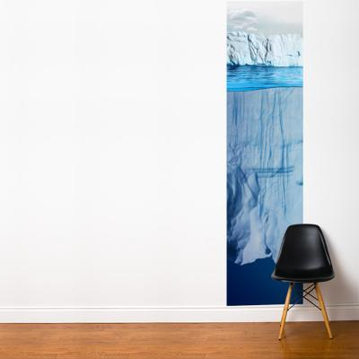 Iceberg--Wall Mural