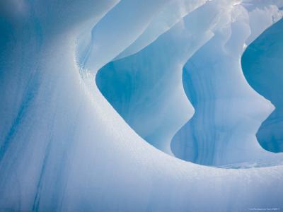 Iceberg-Andrew Peacock-Photographic Print