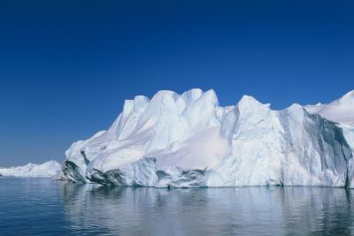 Iceberg-Jeremy Walker-Photographic Print