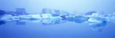 Icebergs-Jeremy Walker-Photographic Print