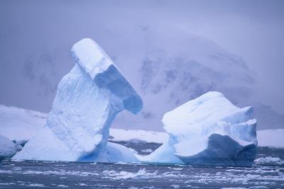 Icebergs-DLILLC-Photographic Print