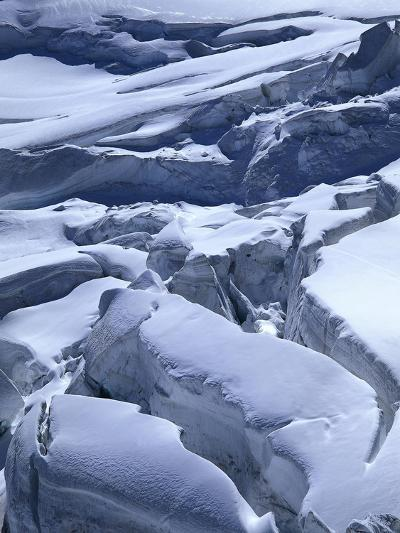 Icefall-Thonig-Photographic Print
