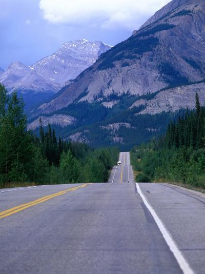 Icefield Parkway, Banff, Alberta, Canada-Jan Stromme-Photographic Print