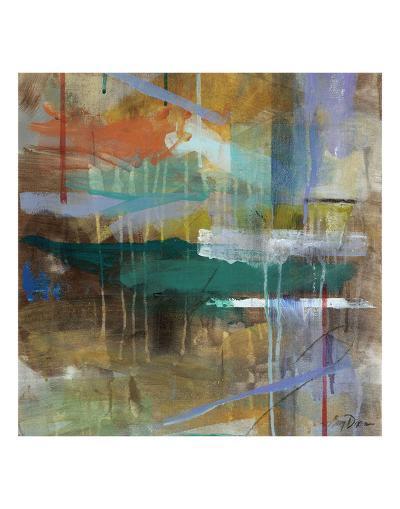 Iceland Browns III-Amy Dixon-Art Print