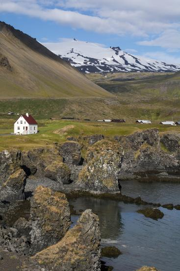 Iceland, West Iceland, Snaefellsnes Peninsula-Cindy Miller Hopkins-Photographic Print