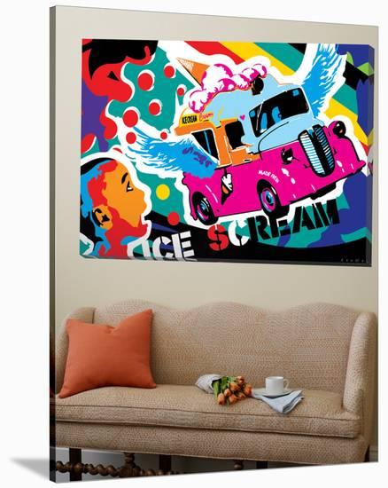 IceScream-Ray Lengel?-Loft Art