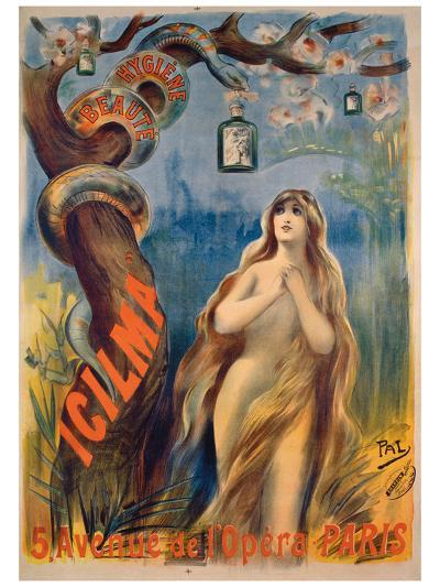 Icilma-PAL (Jean de Paleologue)-Giclee Print