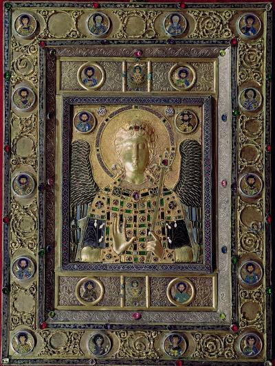 Icon Depicting the Archangel Michael, 11th to 12th Centuries--Giclee Print