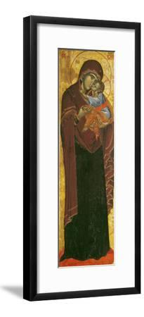 "Icon Known as the ""Virgin of Tsar Dushan"", circa 1350--Framed Giclee Print"