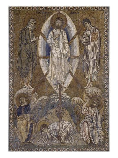 Icône portative : La Transfiguration--Giclee Print
