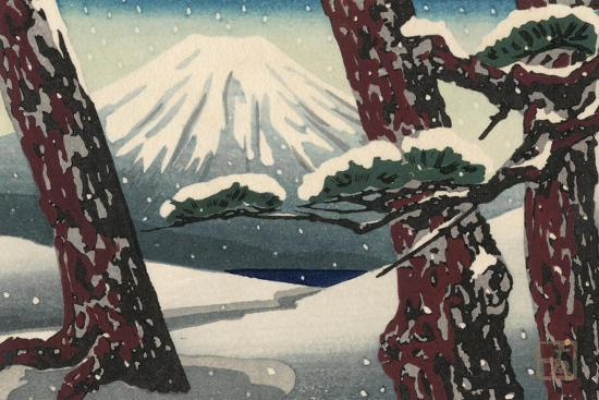 Iconic Japan II-Unknown-Premium Giclee Print