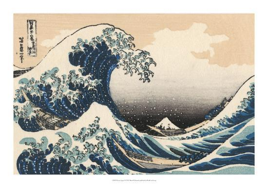 Iconic Japan V-Unknown-Giclee Print