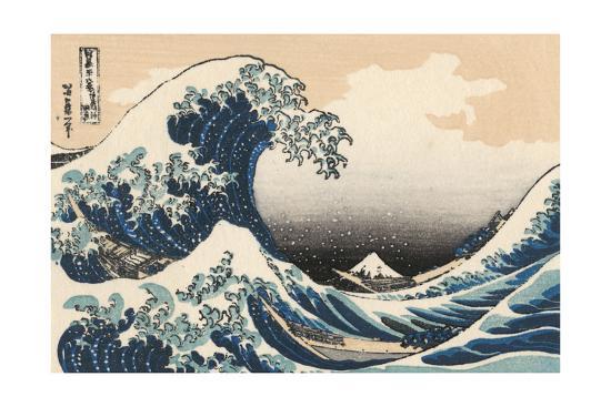 Iconic Japan V-Unknown-Premium Giclee Print
