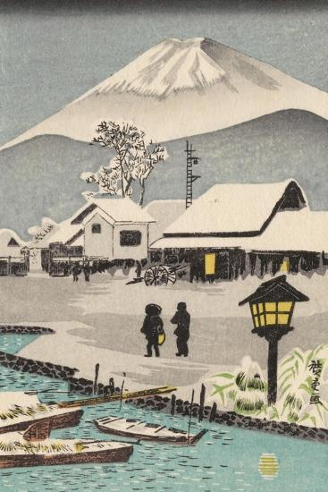 Iconic Japan XI-Unknown-Premium Giclee Print