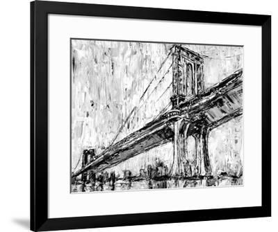 Iconic Suspension Bridge I-Ethan Harper-Framed Limited Edition