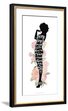 Iconic Woman I-Grace Popp-Framed Art Print