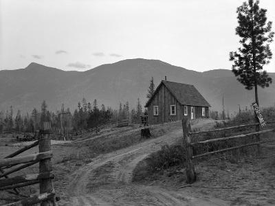 Idaho: Farm, 1939-Dorothea Lange-Giclee Print