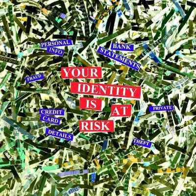 Identity Fraud-Kevin Curtis-Photographic Print