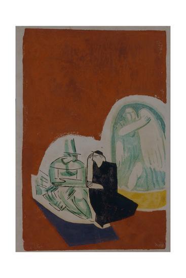 Idyll, 1920S-Varvara Bubnova-Giclee Print