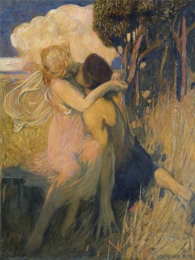 Idyll, c.1908-11-Lawrence Koe-Giclee Print