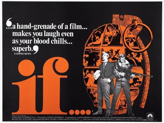 If.. . 1968--Giclee Print