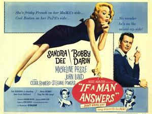 If a Man Answers, 1962