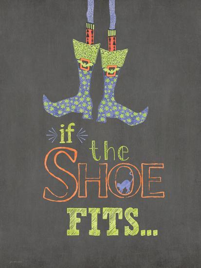 If the Shoe Fits-Jo Moulton-Art Print