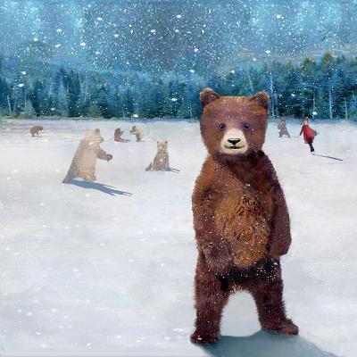 If You Were A Bear-Nancy Tillman-Premium Giclee Print