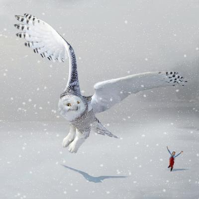 If You Were An Owl-Nancy Tillman-Art Print