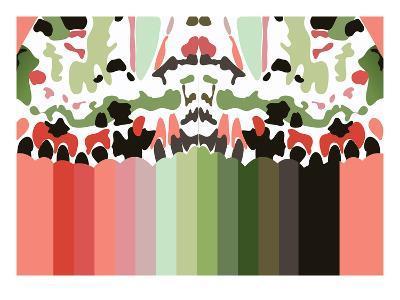 Iggy's Rainbow-Belen Mena-Giclee Print