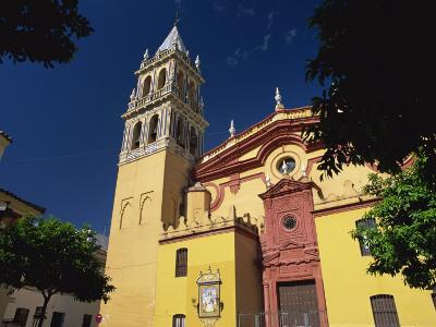 Iglesia De Santa Ana, Triana District, Seville, Andalucia, Spain, Europe-Tomlinson Ruth-Photographic Print