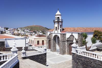 Iglesia Santa Maria De La Concepcion Church, Valverde, El Hierro, Canary Islands, Spain-Markus Lange-Photographic Print