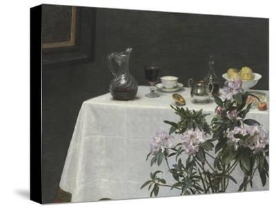 Still Life: Corner of a Table, 1873