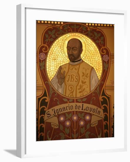 Ignatius of Loyola, Santander, Cantabria, Spain, Europe-Godong-Framed Photographic Print