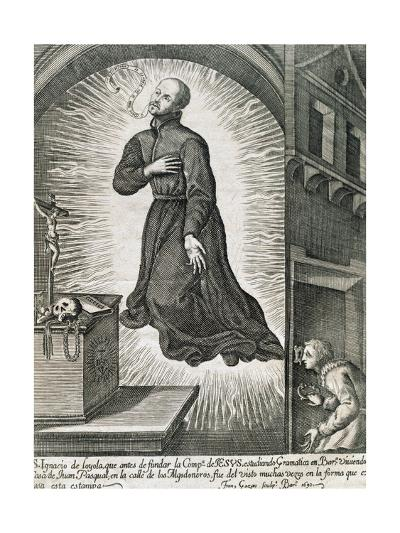 Ignatius of Loyola--Giclee Print
