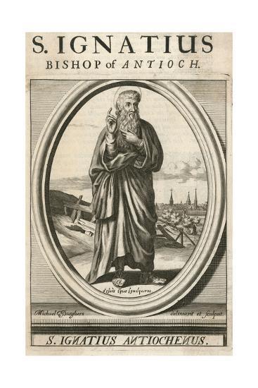Ignatius Theophorus--Giclee Print