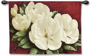 Magnolia Crimson by Igor Levashov