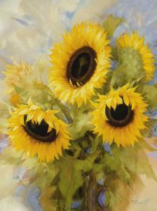 Sunflower Dreams by Igor Levashov